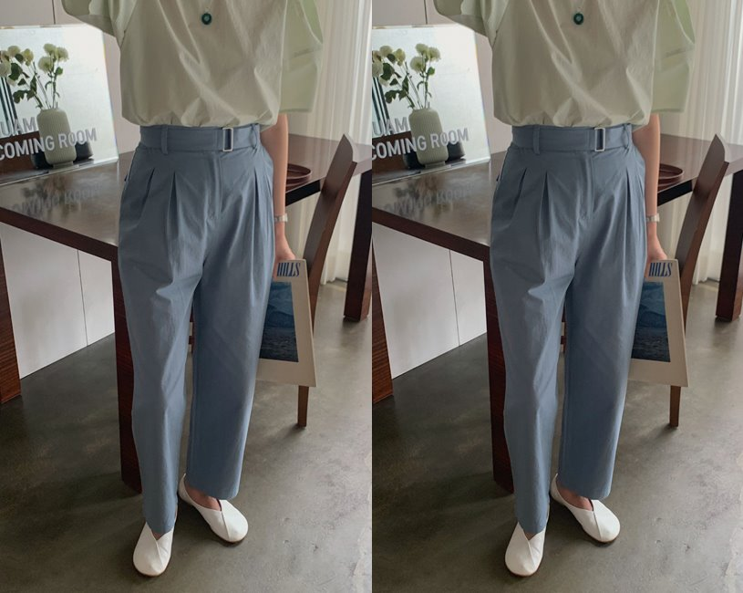 Acel pants (2color)