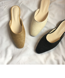 [sale] FRENCH LADY MULE (베이지240)